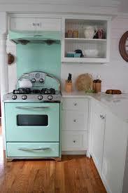 Retro Kitchens Beach House Tour And Retro Kitchen Nesting With Grace