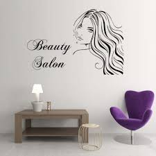 online buy wholesale sexy wall decal from china sexy wall decal wall decal sexy lady with long hair barber shop beauty salon hairdresser removable vinyl wall decor