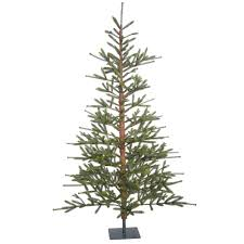 Sears Artificial Christmas Trees Unlit by Vickerman Unlit 7 U0027 X 57