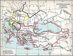 Southeast Map Southeast Europe Map Thefreebiedepot