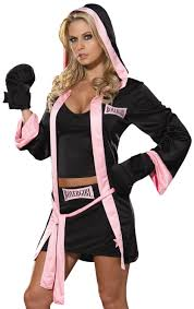 boxer halloween costume boxing girls pinterest