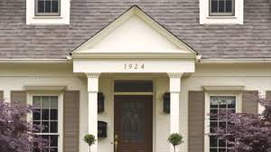 curb appeal tips cape cod house makeover youtube
