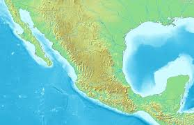 Map Of Juarez Mexico by File Map Of Mexico Demis Png Wikimedia Commons