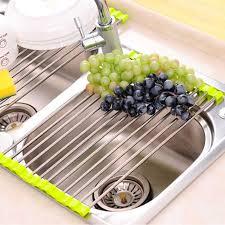 Popular Stainless Steel In Sink Dish RackBuy Cheap Stainless - Kitchen sink dish rack