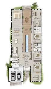 Single Story Open Concept Floor Plans Best 25 Modern Floor Plans Ideas On Pinterest Modern House
