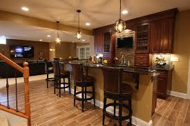 basement wet bar traditional basement dc metro by nvs