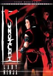 Kunoichi Lady Ninja