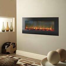 50 Electric Fireplace by Cambridge Electric Fireplaces Fireplaces The Home Depot