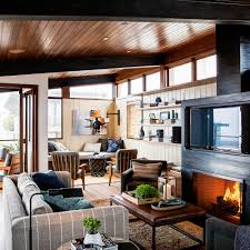 Designing Living Rooms With Fireplaces Smart Small Living Room Ideas Sunset