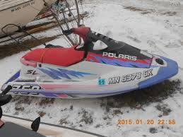 1994 polaris jet ski in rolo u0027s garage sale in cambridge mn for
