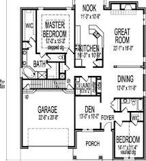 Single Story Open Concept Floor Plans Awesome 25 Unique One Story Floor Plans Decorating Inspiration Of