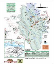 Lake Powell Map Explore Amerika Maps