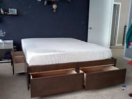 best 10 platform bed with storage ideas on pinterest platform