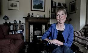 Baroness Jane Campbell. Jane Susan Campbell, Baroness Campbell of Surbiton, at her home in Surbiton, Surrey. Photograph: Martin Godwin - Baroness-Jane-Campbell-001