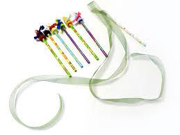 birthday party favors ribbon wands bowdabra blog