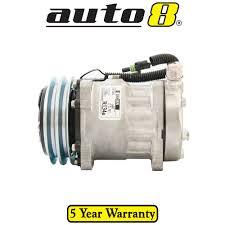 kenworth c500 sanden 4647 air conditioning compressor suits kenworth c500 c501