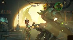 Latest Video Game Trailers   Game Rant Overwatch     s New Tank Hero Orisa Gets Release Date