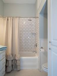 Wainscoting Ideas Bathroom by Fixer Upper U0027s Best Bathroom Flips Beadboard Wainscoting Black