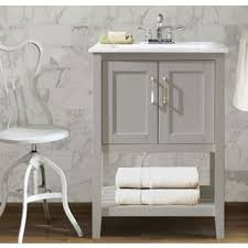 24 Inch Bathroom Vanity Combo by Bathroom Vanities Shop The Best Deals For Oct 2017 Overstock Com