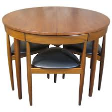 Teak Dining Room Table And Chairs by Hans Olsen For Frem Rojle Teak Dining Table And Chairs Mid
