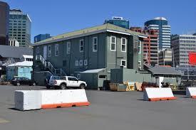 Metropolitan Shed Wellington Heritage Absolutely Positively Wellington City