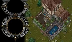 Custom House Designs Ultima Online Building A Custom Medium House Youtube