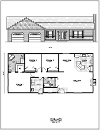 apartments ranch house floor plans ranch house floor plans