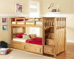 Double Bed For Girls by Charming Bunk Beds For Girls With Stairs Princess Double Bed Beds