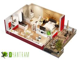 home 3d floor plan playuna