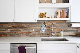 Kitchen Backsplash Samples Reclaimed Wood Backsplash Tiles For Kitchens U0026 Bathrooms
