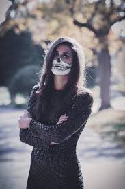Skeleton Makeup For Halloween by Halloween Skeleton Makeup A Southern Drawl