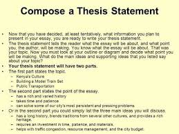 How To Write A Good Application A Thesis Statement How to write a good application a thesis statement