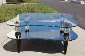 Coffee Tables For Sale by Of Late Art Deco Mirror And Glass Coffee Table For Sale At 1stdibs