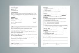 Resume Sample For Ojt Pdf by Accounting Graduate Sample Resume Career Faqs