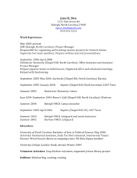 Resume Template High School  resume template student cv template