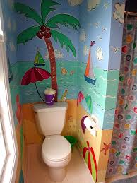 Beach Bathroom Decor Ideas Colors 59 Best Bathroom Ideas For Kids Images On Pinterest Bathroom