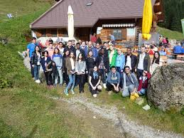News   Universit  t Ulm Universit  t Ulm The new  st year Master students went on a welcome trip to the nearby Austrian alps together with finance faculty members  The program included a canyon