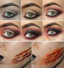 Halloween Makeup Application by Zombie Makeup Tutorial For Halloween Fashionisers