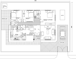 ghana house plans u2013 fiifi house plan