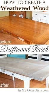 Outdoor Furniture Finish by Renewing Outdoor Furniture With Hemp Oil Driftwood Paint