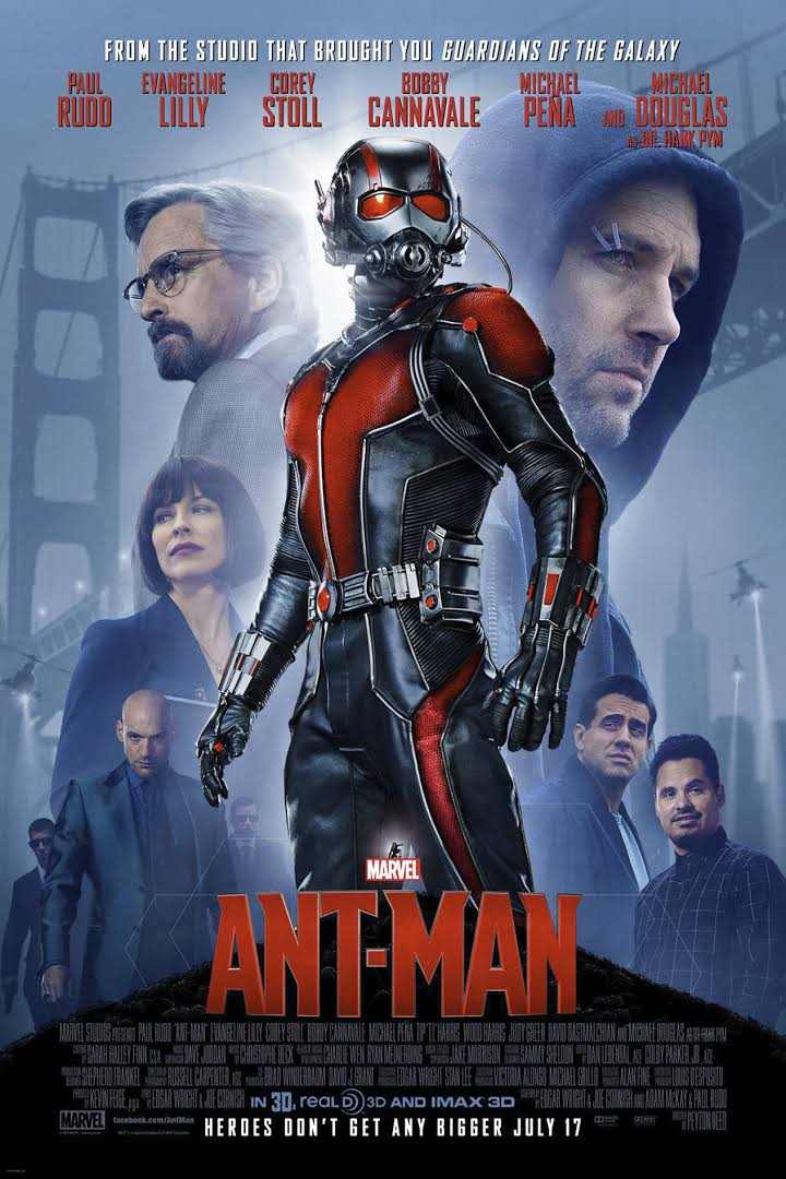 for Ant-Man