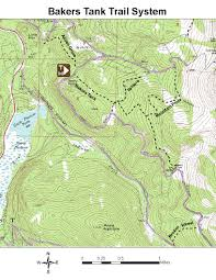 Latitude Map Oric Colorado Summit County Region Day Hiking Trails Index Page