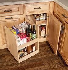 Best Kitchen Ideas Images On Pinterest Kitchen Storage - Kitchen cabinet accesories