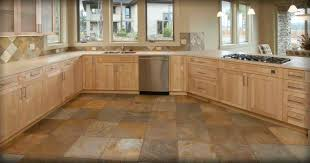 Kitchen Floor Tile Ideas With White Cabinets Kitchen Floor Tile Designs For A Perfect Warm Kitchen To Have