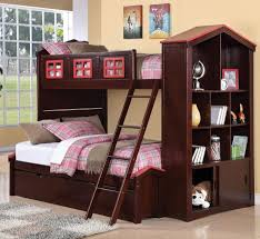 Bunk Beds With Slide And Stairs Bunk Beds Replacement Slide For Loft Bed Loft Bed With Stairs