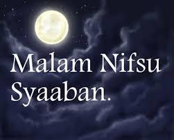 Opini : Malam Nisfu Syaban