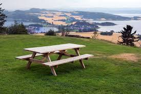Building Plans For Picnic Table Bench by 13 Free Picnic Table Plans In All Shapes And Sizes
