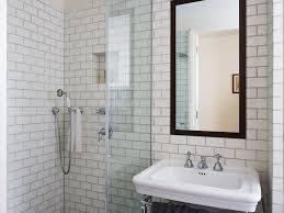 bathroom shower combo remodel pedestal sink wall sconce furniture