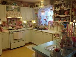 shabby chic kitchens pictures u2014 home design and decor beautiful