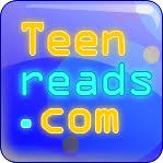 Teen Reads logo - Click to be redirected
